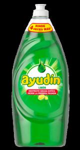 Lavavajilla Líquido Aroma Limón